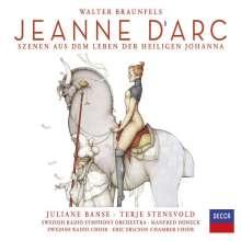 Walter Braunfels (1882-1954): Jeanne D'Arc, 2 CDs
