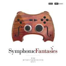 WDR Rundfunkorchester - Symphonic Fantasies, CD