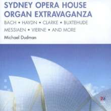 Michael Dudman - Sydney Opera House Organ Extravaganza, CD