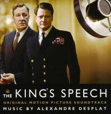 Filmmusik: The King's Speech, CD