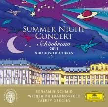 Wiener Philharmoniker - Sommernachtskonzert Schönbrunn 2011, CD