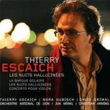 Thierry Escaich (geb. 1965): Violinkonzert, CD