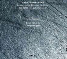 Johann Sebastian Bach (1685-1750): Oboenkonzerte BWV 1055,1059,1060, CD