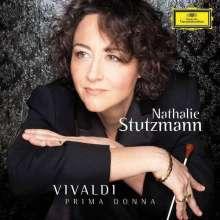 Nathalie Stutzmann - Vivaldi Prima Donna, CD