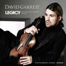 David Garrett - Legacy, CD