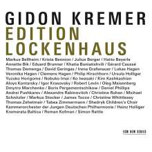 Gidon Kremer - Edition Lockenhaus, 5 CDs