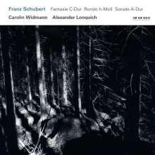 Franz Schubert (1797-1828): Werke für Violine & Klavier, CD