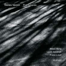 Denes Varjon - Precipitando, CD