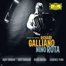 Richard Galliano (geb. 1950): Nino Rota, CD