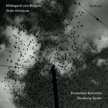Hildegard von Bingen (1098-1179): Ordo Virtutum, CD