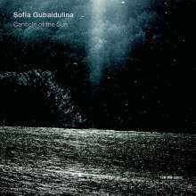 Sofia Gubaidulina (geb. 1931): The Canticle of the Sun by St.Francis of Assisi, CD
