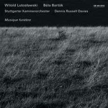 Witold Lutoslawski (1913-1994): Musique funebre (Trauermusik) für Orchester, CD