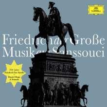 Friedrich der Große - Musik aus Sanssouci, CD