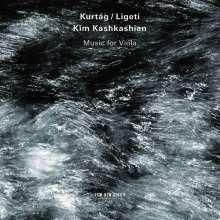 Kim Kashkashian - Kurtag / Ligeti, CD