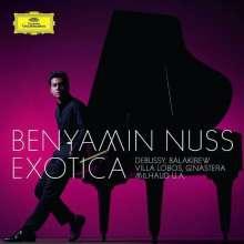 Benyamin Nuss - Exocita, CD