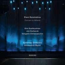 Eleni Karaindrou (geb. 1939): Concert in Athens, CD