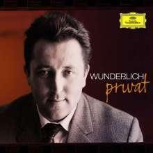 Fritz Wunderlich - Privat, CD