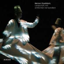 Heiner Goebbels (geb. 1952): Landschaft mit entfernten Verwandten (Musiktheater), CD