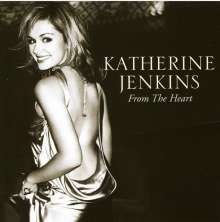 Katherine Jenkins: From The Heart, CD