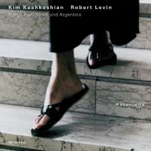 Kim Kashkashian - Asturiana (Songs from Spain & Argentina), CD