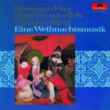 Fritz Wunderlich & Hermann Prey - Eine Weihnachtsmusik, CD