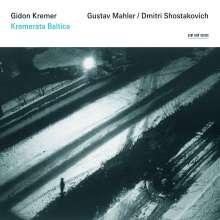 Gustav Mahler (1860-1911): Symphonie Nr.10 (Fassung für Streicher von Hans Stadlmair), CD