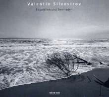 Valentin Silvestrov (geb. 1937): Bagatellen I-XIII für Klavier, CD