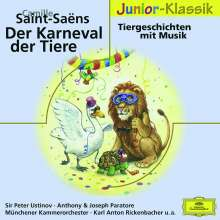 Karneval der Tiere & weitere Tiergeschichten mit Musik, CD