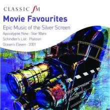 Classics Goes To The Movies, CD