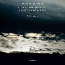 Othmar Schoeck (1886-1957): Notturno f.Stimme & Streichquartett op.47, CD