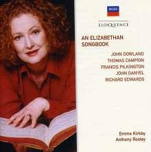 Emma Kirkby - An Elizabethan Songbook, CD