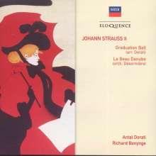 Johann Strauss II (1825-1899): Graduation Ball (arr.Antal Dorati), CD