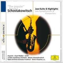 Dmitri Schostakowitsch (1906-1975): Jazz-Suite Nr.2, CD