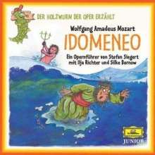 Der Holzwurm der Oper erzählt:Mozart,Idomeneo, CD