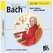 Bach für Kinder - Sein Leben,seine Musik, CD