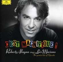 Roberto Alagna: C'est Magnifique: Alagna Sings, CD