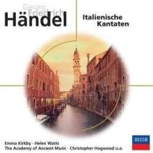 Georg Friedrich Händel (1685-1759): Italienische Kantaten für Sopran, CD