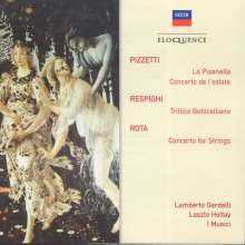 Ildebrando Pizzetti (1880-1968): Concerto de L'Estate, CD