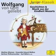 Wolfgang - Von Gott geliebt, CD