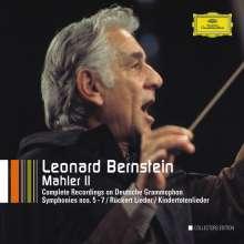Leonard Bernstein - The Complete Mahler DG-Recordings II, 5 CDs