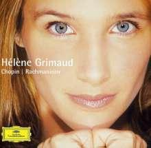 Helene Grimaud - Chopin / Rachmaninoff, CD