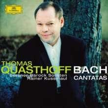 Thomas Quasthoff - Bach Cantatas, CD