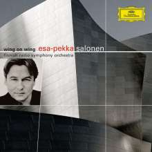 Esa-Pekka Salonen (geb. 1953): Wing on Wing, CD
