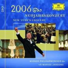 Das Neujahrskonzert Wien 2006, 2 CDs