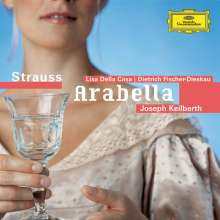 Richard Strauss (1864-1949): Arabella, 2 CDs