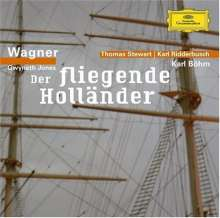 Richard Wagner (1813-1883): Der Fliegende Holländer, 2 CDs