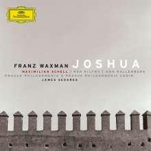 Franz Waxman (1906-1967): Joshua, CD