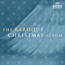 Baroque Christmas Music, CD