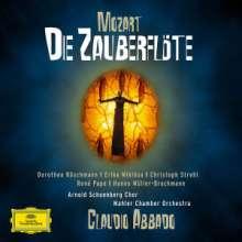 Wolfgang Amadeus Mozart (1756-1791): Die Zauberflöte, 2 CDs