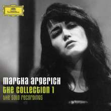 Martha Argerich - The Collection 1 (Solo Piano Recordings), 8 CDs